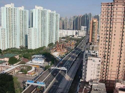 Olympic Terrace Suites Sham Shui Po